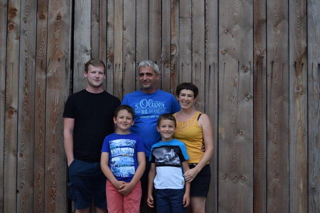 Familie Spitaler vom Biohof Seppengut